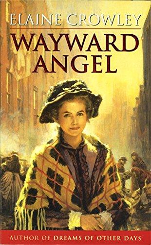 book cover of Wayward Angel