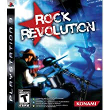 Rock Revolution - Playstation 3 (Game)