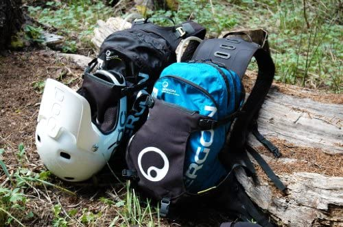 Mochila Ergon BA3 Super Enduro azul (Tamaño: Chico): Amazon.es ...