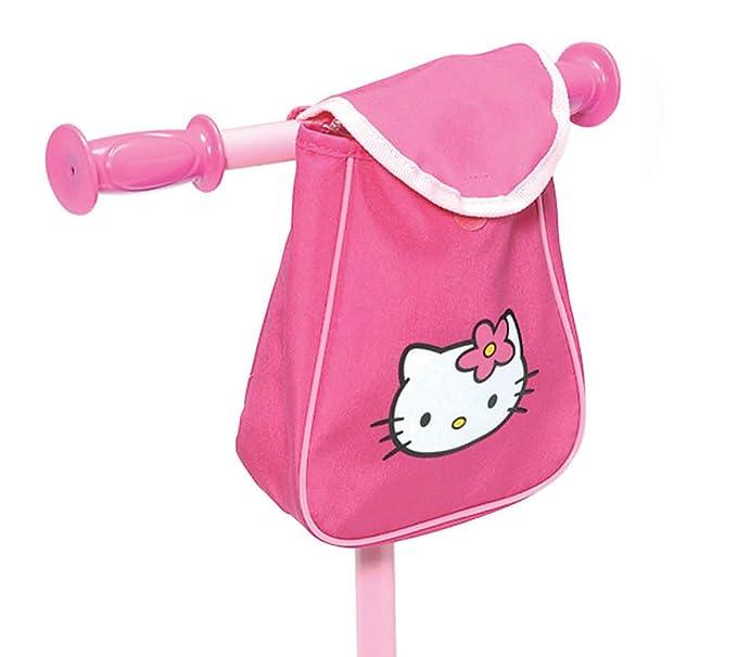 Darpèje Hello Kitty - Patinete 3 ruedas con bolsa OHKY05