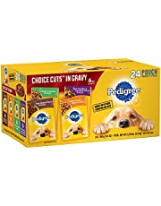 Pedigree Choice Cuts in Gravy Adult Wet Dog Food Pouches, 3.5 oz.