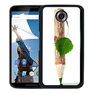 Green Environmental Protection Ideas Durable High Quality Google Nexus 6 Case