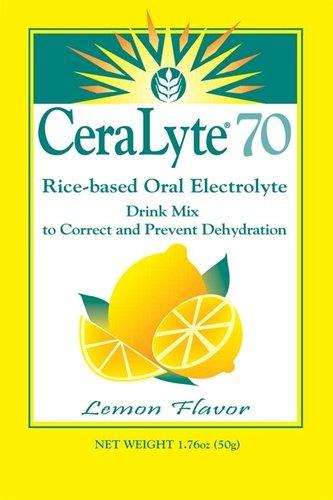 CeraLyte 70 - Rice Based Oral Electrolyte (50g SINGLE - 50g Packet