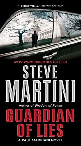 Guardian of Lies (Paul Madriani Novels (Paperback))