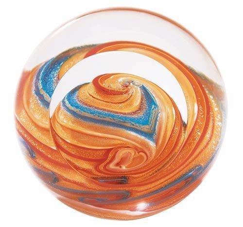 Glass Eye Studio Jupiter Mundgeblasenes Glas Briefbeschwerer Briefbeschwerer Briefbeschwerer B003BWPT5U | Creative  e0952a
