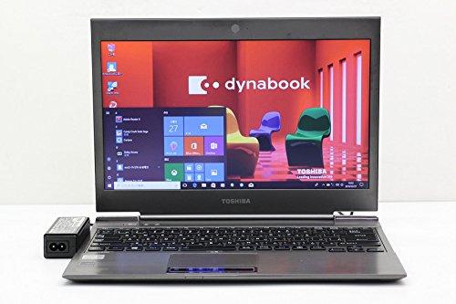【中古】 東芝 dynabook PORTEGE Z930 Core i5 3437U 1.9GHz/4GB/128GB(SSD)/13.3W/FWXGA(1366x768)/Win10 ヒンジ若干難あり B07BRLT69D