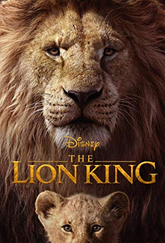 Movie Poster: The Lion King 2019 Posters and Prints Unframed Wall Art Gifts 12x18 P02