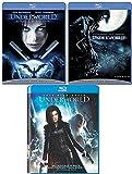 Underworld + Underworld Evolution & Underworld Awakening Blu Ray movie Set - Vampires & Lycans Series