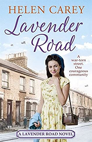book cover of Lavender Road