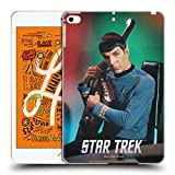 Official Star Trek Harp Embossed Spock Hard Back Case Compatible for iPad Mini (2019)