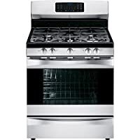 Kenmore Elite 75233 5.6 cu. ft. Gas Range with True Convection in Stainless Steel, includes delivery and hookup (Available in select cites only)