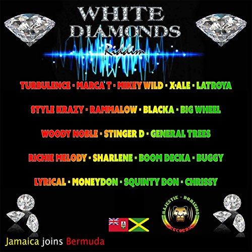 White Diamonds Riddim  Majestik Dominion Records Presents   Jamaica Joins Bermuda