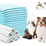 BPS Empapadores de Entrenamiento XL para Perros Gatos Perfumes con Feromonas para Atraer los Cachorros Tamaño