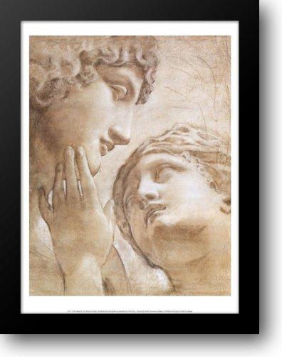 To Go Beyond 16x20 Framed Art Print by Franklin, - Galleria Franklin