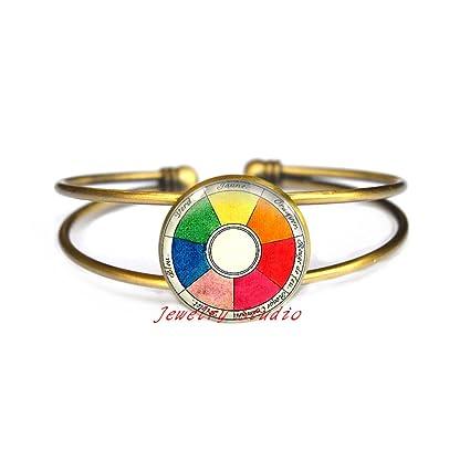 Amazon Com Jewelrystudio Charming Fashion Bracelet Fashion Color