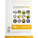 Economics Today: The Micro View, Student Value Edition Plus MyEconLab with Pearson eText -- Access Card Package (18th Edition)