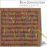 Ben Johnston: String Quartets Nos. 2, 3, 4 & 9