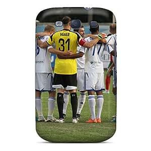 High Quality Lokomotiv Goalkeeper Ilya Abaev Team Case For Galaxy S3 / Perfect Case