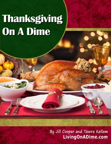 Thanksgiving On a Dime by [Cooper, Jill, Kellam, Tawra]