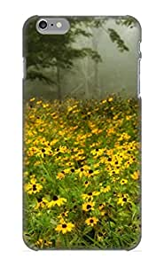 SsQmwH-4521-uRrne Premium Flowers In Foreground Back Cover Snap On Case For Iphone 6 Plus