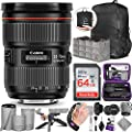Canon Ef 24 70mm F 2 8l Ii Usm Standard Zoom Lens With Altura Photo Advanced Accessory And Travel Bundle