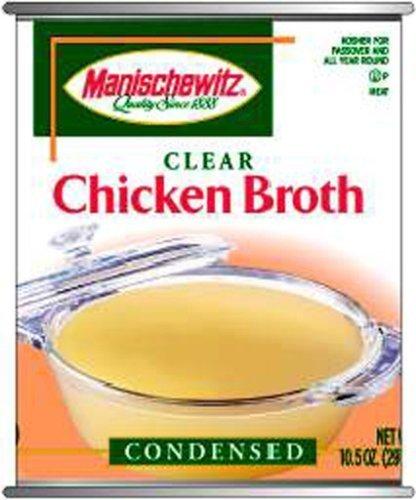 Manischewitz, Chicken Broth, 12/10.5 Oz by Manischewitz ()