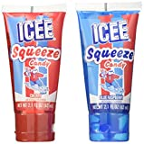 ICEE SQUEEZE CANDY 12 COUNT of 2.1 Fl OZ