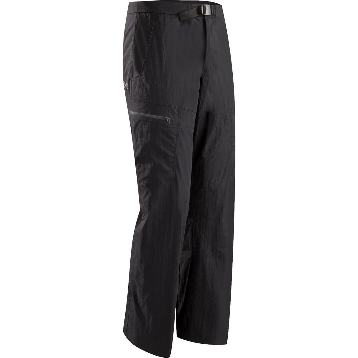 ARC'TERYX(アークテリクス) Palisade Pant Men's パリセード パンツ メンズ 17520 B00YXUBMIM 3432 ブラック ブラック 3432