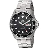 Orient Men's FAA02004B9 Ray II Analog Display Japanese Automatic Silver Watch
