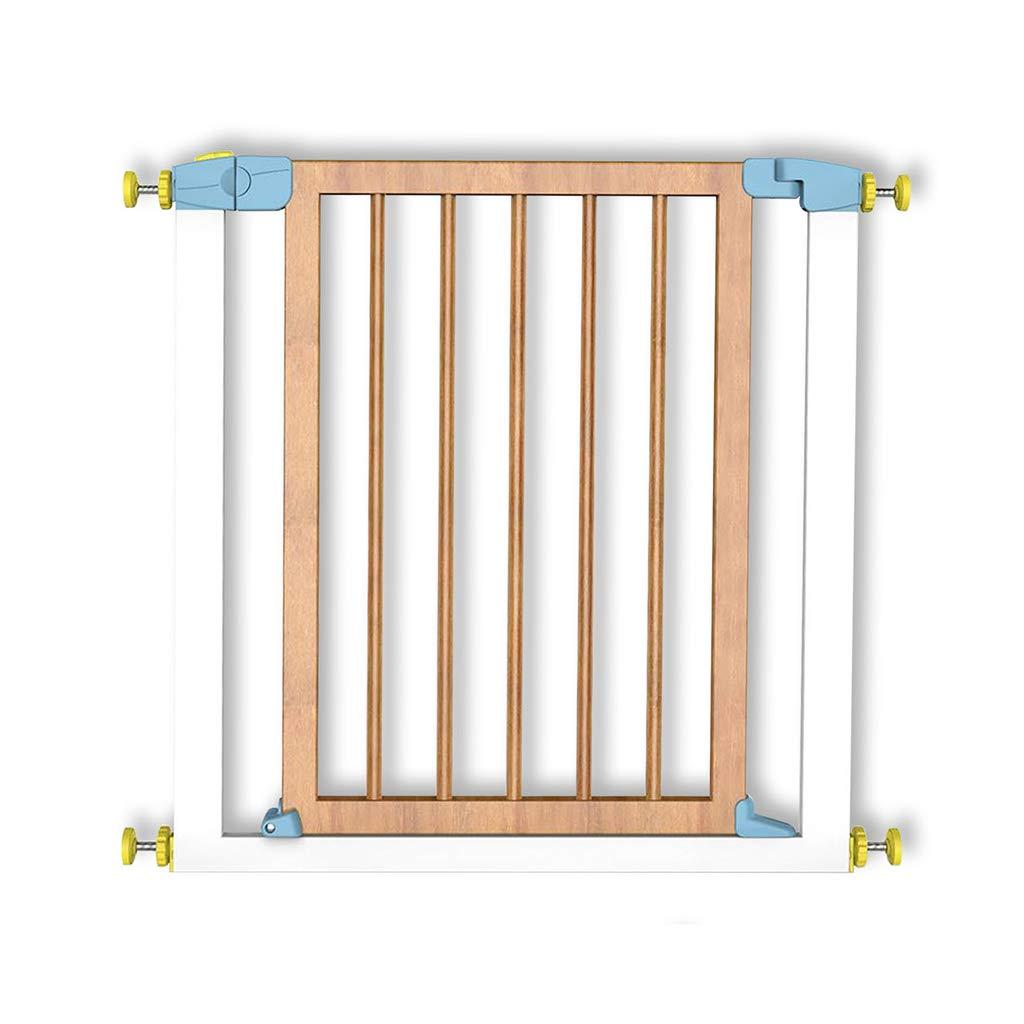 お手頃価格 子供の安全ドア無垢材階段の手すりペットのフェンス犬のフェンスの隔離ドア適切なドアの幅75~81センチメートル74センチメートル高い (色 : (色 : A) B07H5J3CTW A B07H5J3CTW, ベクトル多治米店:55ecccd9 --- a0267596.xsph.ru