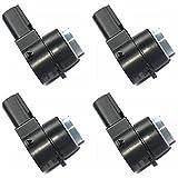 Haimall 9649614177 PDC Parking Sensor For Citroen Peugeot C4 C5 C6 308 407 0263003893 9666016377 2000-2014 (2pcs/lot)