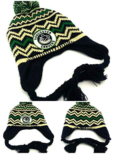 7214bd10f16 Vancouver Canucks Abomination Knit Hats