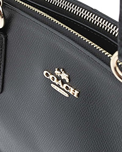 Navy Carryall Crossgrain Coach Christie Midnight Leather in gR1wYwq