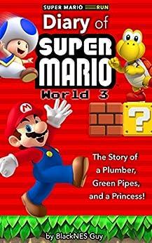 Super Mario Run Plumber Princess ebook product image