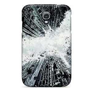Cute Appearance Cover/tpu ZyO1817HtQm The Dark Knight Rises 2012 Case For Galaxy S4