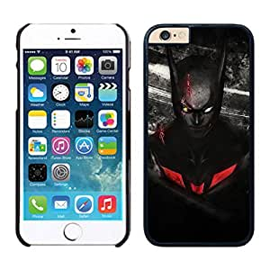 Beautiful And Durable Designed Case For iPhone 6 4.7 Inch TPU With Batman Beyond iPhone 6 Black 4.7 TPU inch Phone Case 029