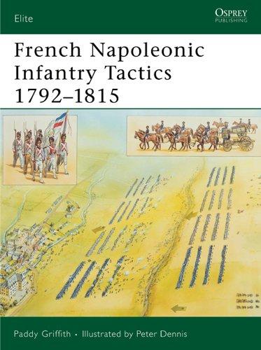 French Napoleonic Infantry Tactics 1792-1815 (Elite Book 159)