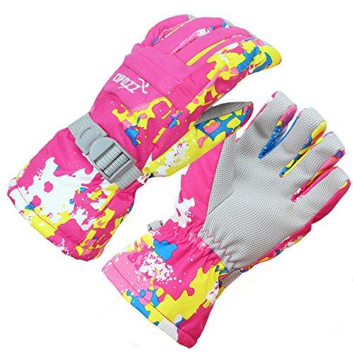 Womens Snowmobile Gloves - 9