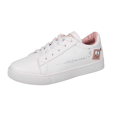 hohe Qualität zuverlässigste Schnäppchen 2017 Ansenesna Schuhe Damen Weiß Flach Elegant Espadrilles Frauen ...