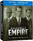 Boardwalk Empire: Season 4 [Blu-ray]
