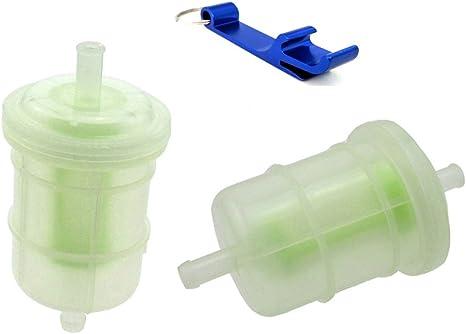 tc motor aftermarket kawasaki fuel filter replace part 49019 3712 for kawasaki jet ski 750 900 1100 zxi jh1100 a1 jh750 c2 jh900 a2 (2) kawasaki fuel filter 21548101 cross reference kawasaki fuel filter #10