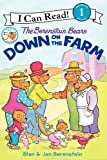 The Berenstain Bears down on the Farm, Jan Berenstain, Stan Berenstain, 0060583517