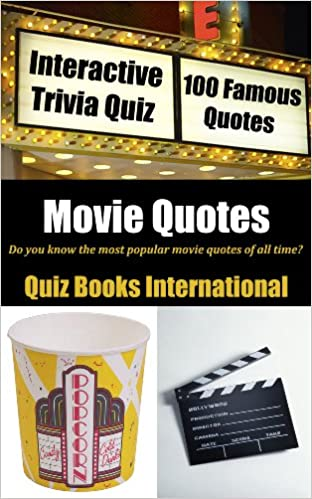Download online Movie Quotes Quiz Book PDF, azw (Kindle), ePub