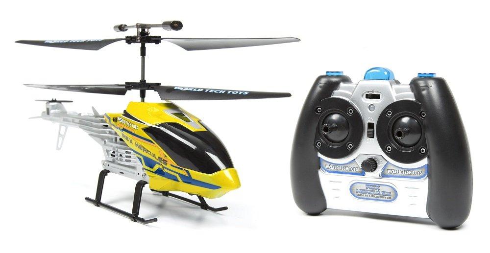Welt Tech Toys 2 CH Rex Hercules unzerbrechlich IR Helikopter World Tech Toys 35041