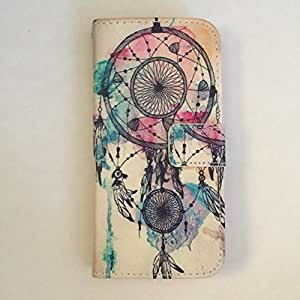 Diycase DREAMCATCHER Silicone cell phone case cover and Credit 53dBUhvw28V Card Holder for the iPhone 6