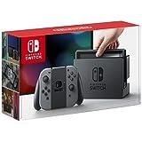 Nintendo Switch - Consola, color gris - Edición Estandar - Nacional - Standard Edition