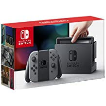 Nintendo Switch - Consola, color gris - Edición Estandar - Nacional - Standard Edition