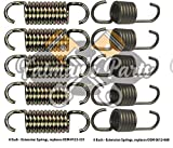 Arctic Cat EXT600 ZRT600 800 Snowmobile Exhaust Spring Replacement Kit