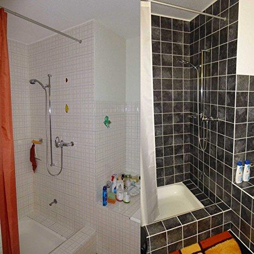 Mattonelle Adesive Pvc: Piastrelle adesive per bagno fai da te ...