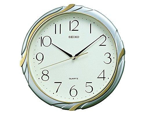 Seiko Wall Clock (30 cm x 30 cm x 4 cm, QXA221S)